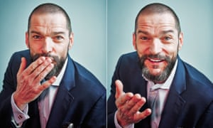 Fred Sirieix, General Manager at Galvin at Windows OFM Front of house