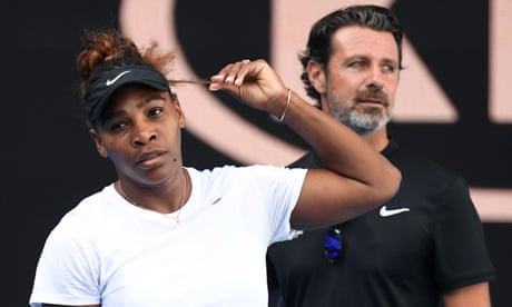 Age not an obstacle in Serena Williams' pursuit of 24th major, Mouratoglou says