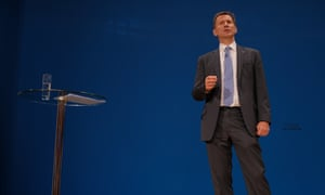 Jeremy Hunt making his speech to the Conservative conference.