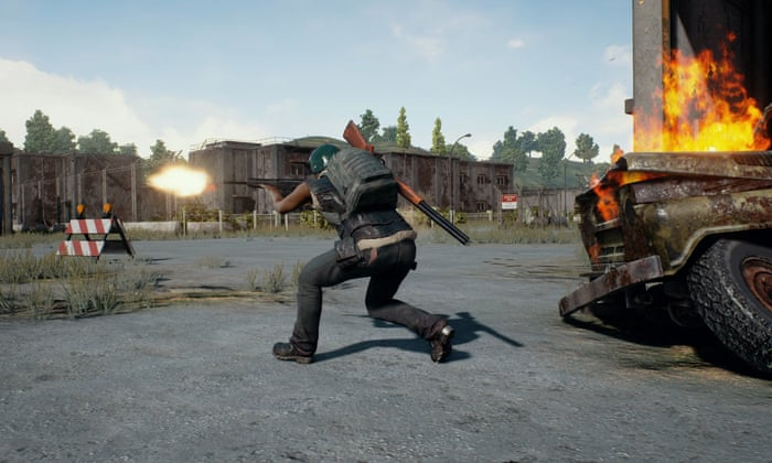 Playerunknown S Battlegrounds Nihilistic Violent And The