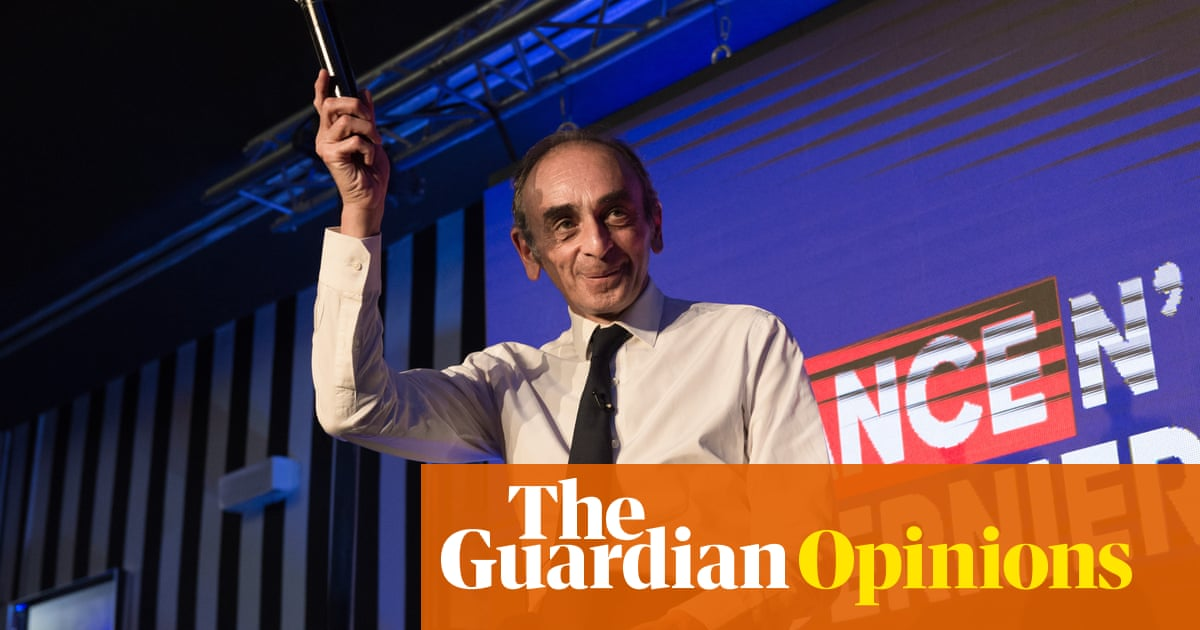 The Guardian view on French politics: the great moving right show