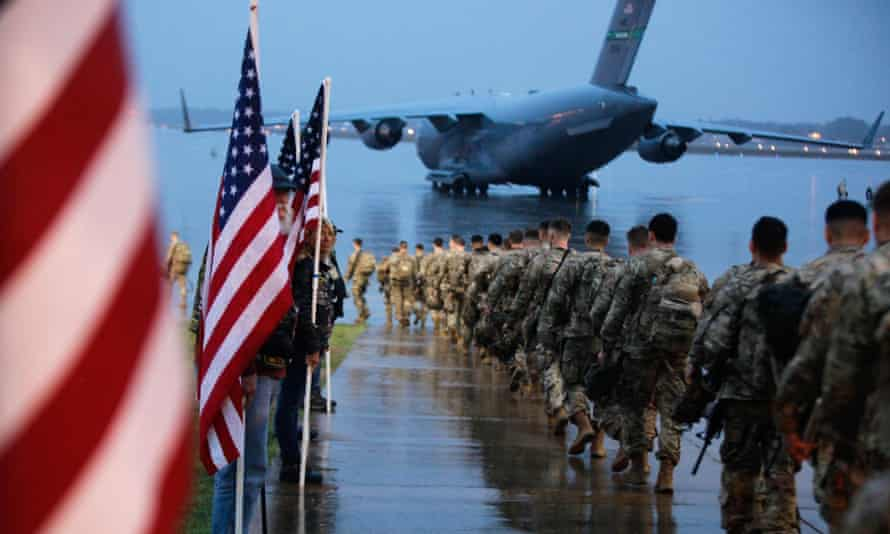 'The cheerleading the American media radiates when discussing US military maneuvers would disturb Americans if such joy were expressed by any other country, yet it continues without self-reflection.'
