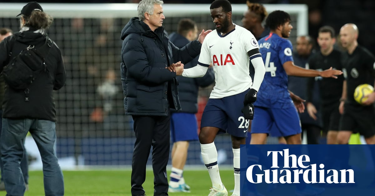 José Mourinho hopes 'honest' Tanguy Ndombele can face Norwich