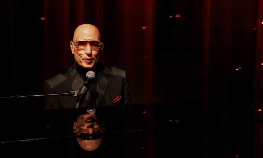 Mike Garson, Bowie's longest-serving musician, was the concert's curator.