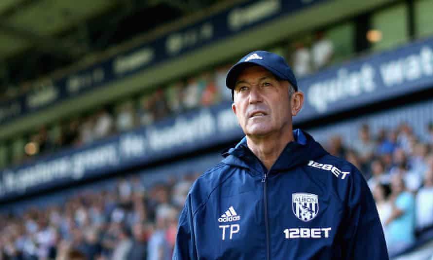 Tony Pulis has been sacked by West Brom with the club fourth from bottom; the same position as when he joined them in January 2015.