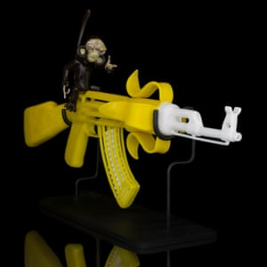 The Bannana Gun by Robert Mickelsen and Daniel Coyle.