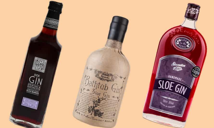 Sloe gins