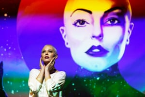 Best-selling author, actress and activist Rose McGowan makes her debut at the Fringe. Through memoir, music, storytelling, projections and performance Rose creates a new world of possibilities: Planet 9.