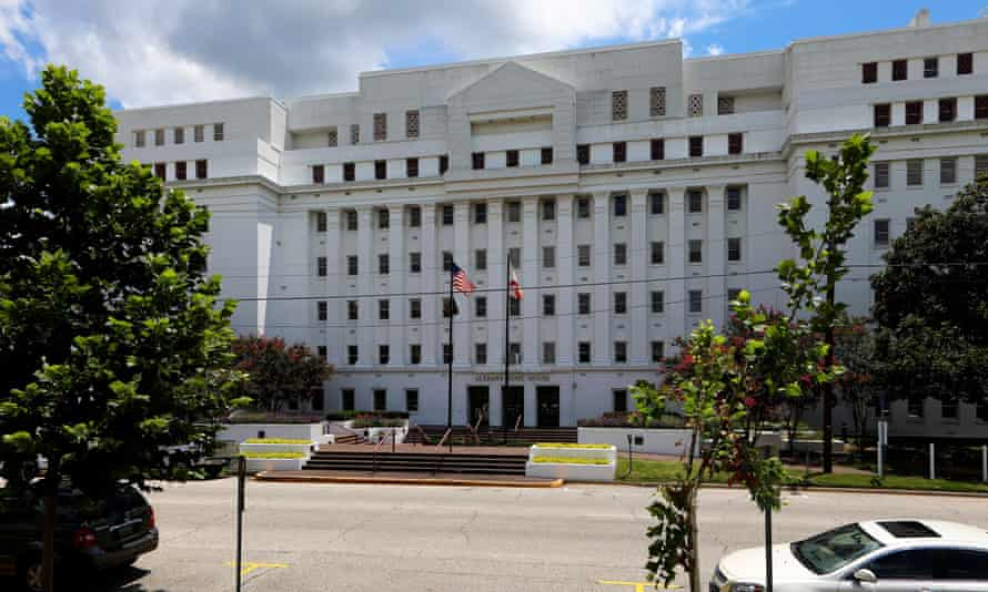 Alabama's abortion bill is set to go before the state senate on Tuesday.