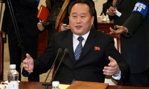 Former army officer Ri Son-gwon has been appointed foreign minister of North Korea.