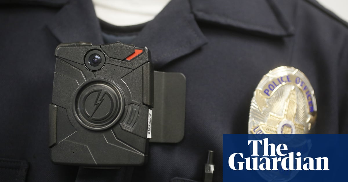 Body cams help hold police accountable. In LA, it can take a lawsuit to get footage