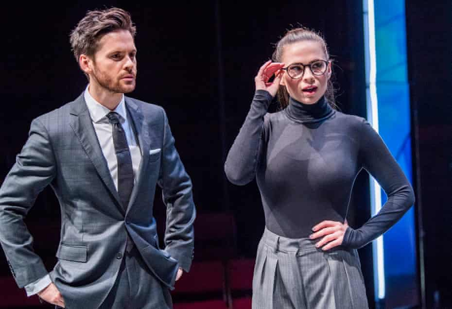 Tom Riley and Hayley Atwell in Dry Powder by Sarah Burgess.
