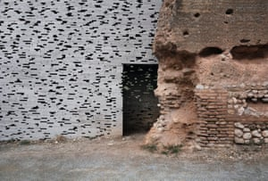 Moorish Wall in Alto Albaicín, Granada, Spain, 2006, Antonio Jiménez Torrecillas