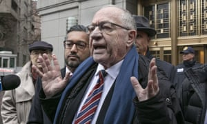 Alan Dershowitz in December. Dershowitz will join a Trump legal team also including Ken Starr, who played a leading role in the impeachment of Bill Clinton.