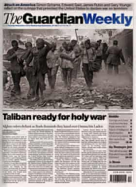 Guardian Weekly, 20 September 2001