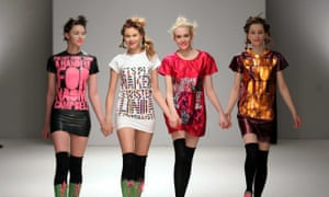 26436192be New Rave  the moment fashion and music both got their act together ...
