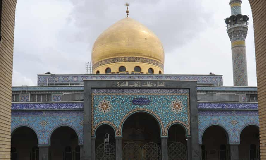 The Sayeda Zainab mosque