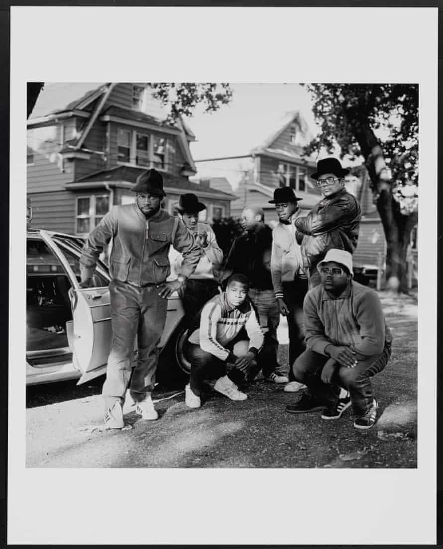 Run-DMC in Queens.