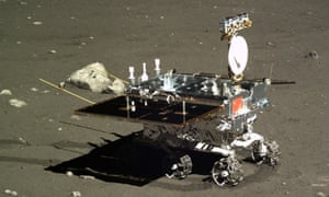 China lands space probe on far side of moon - 02 Jan 2019<br>Mandatory Credit: Photo by Chinese State Media/ZUMA Wire/REX/Shutterstock (10045573e) Artist Concept of rover. China says it has successfully landed a robotic spacecraft on the far side of the Moon, the first ever such attempt and landing China lands space probe on far side of moon - 02 Jan 2019 At 10:26 Beijing time (02:26 GMT), the unmanned Chang'e-4 probe touched down in the South Pole-Aitken Basin, state media said. It is carrying instruments to analyse the unexplored region's geology, as well to conduct biological experiments. Artist Rendering.