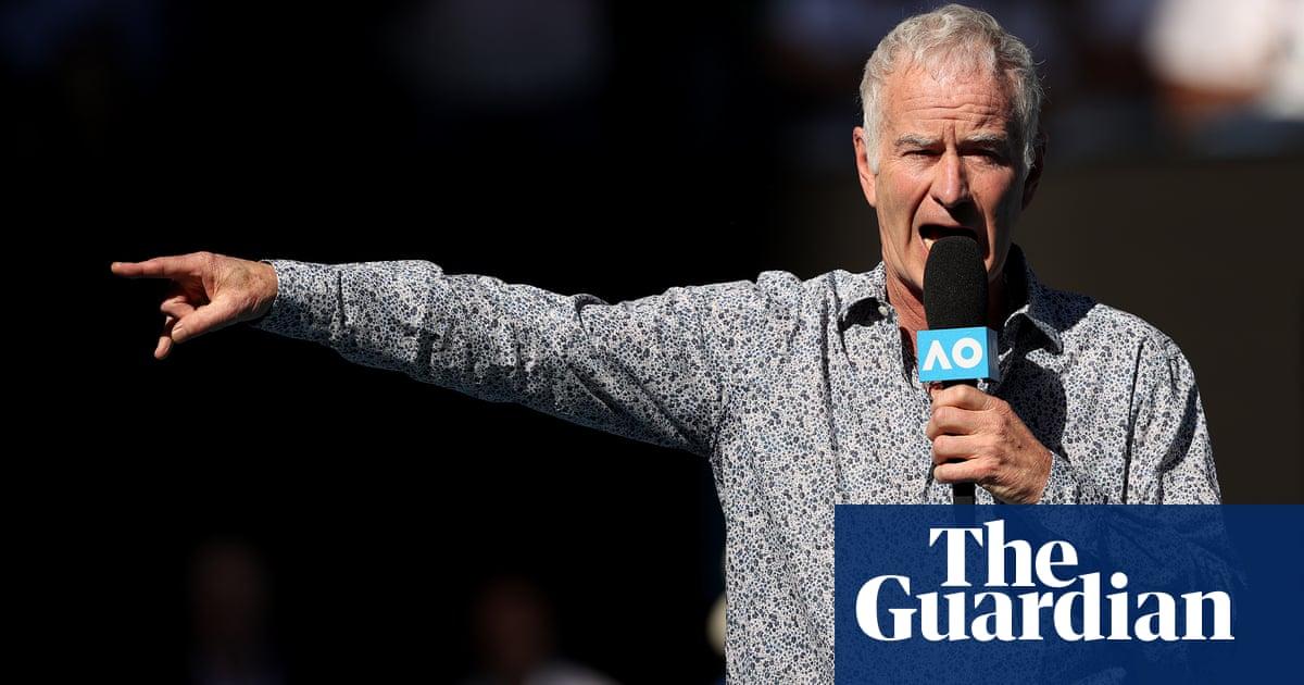 John McEnroe slams Margaret Court as the crazy aunt of tennis