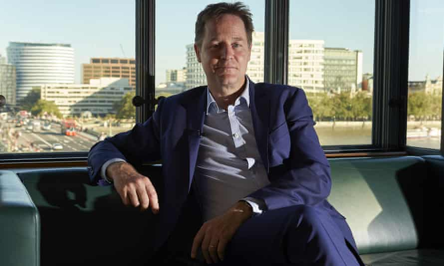 Nick Clegg, a Facebook executive, said Trump's actions 'constituted a severe violation of our rules'.
