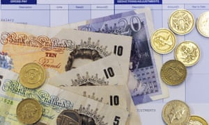 The national living wage is due to come in next year.
