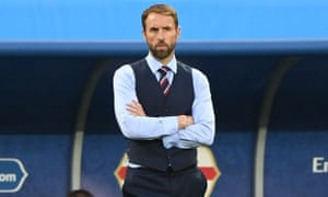 M&S is the official tailor of the England football team and purveyor of Gareth Southgate's now legendary waistcoat