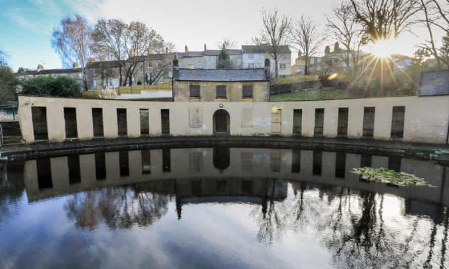 Cleveland Pools is a 200-year-old Georgian lido in Bath.