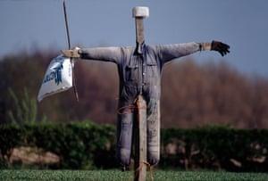 Colin Garratt Scarecrow