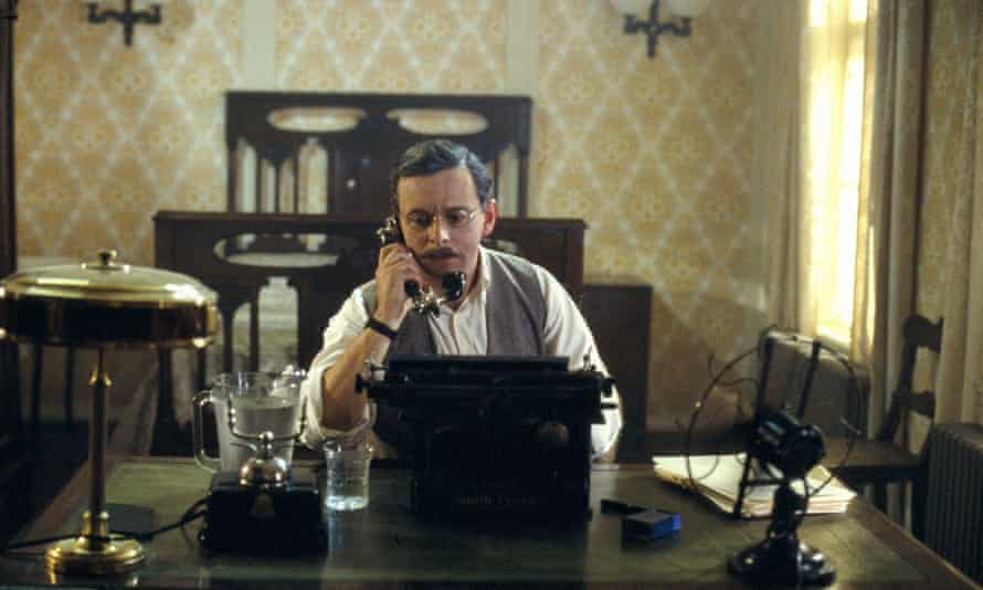 'Imaginative reminiscences' … HG Wells, as portrayed by Michael Sheen in A Life in Pictures (2006).