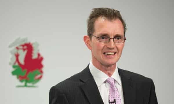 David TC Davies MP.