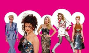 Tilda Swinton, Helena Bonham Carter, Blake Lively, Madonna and Carey Mulligan