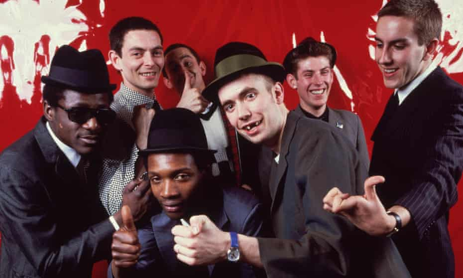 Enjoy yourself … the Specials in 1980.