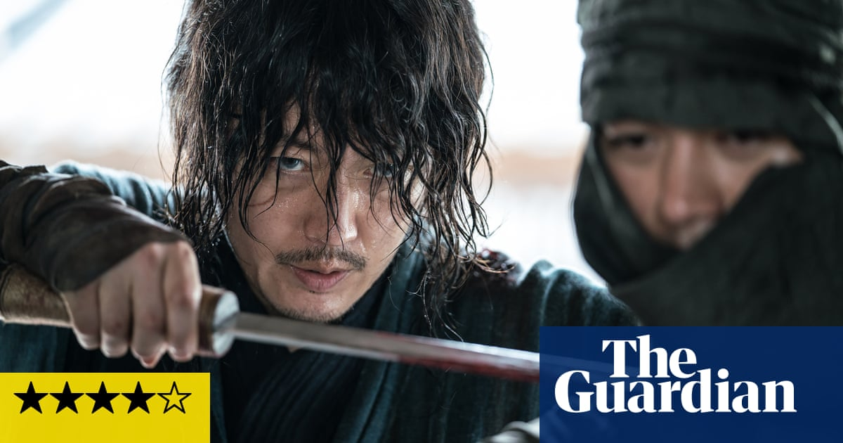 The Swordsman review – thrilling fight scenes in spectacular Korean action drama