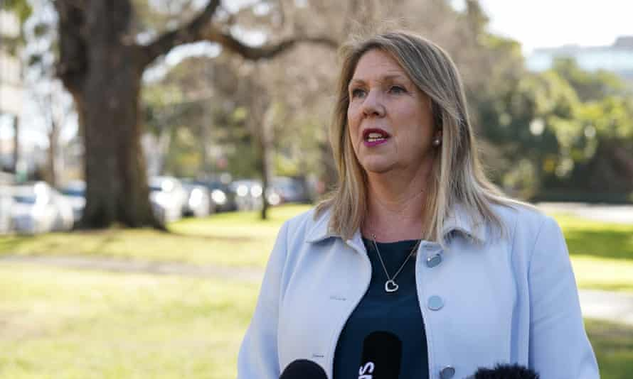 Shadow health minister Catherine King