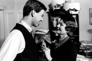 Rupert Graves and Judi Dench in the 1988 film adaptation of A Handful of Dust