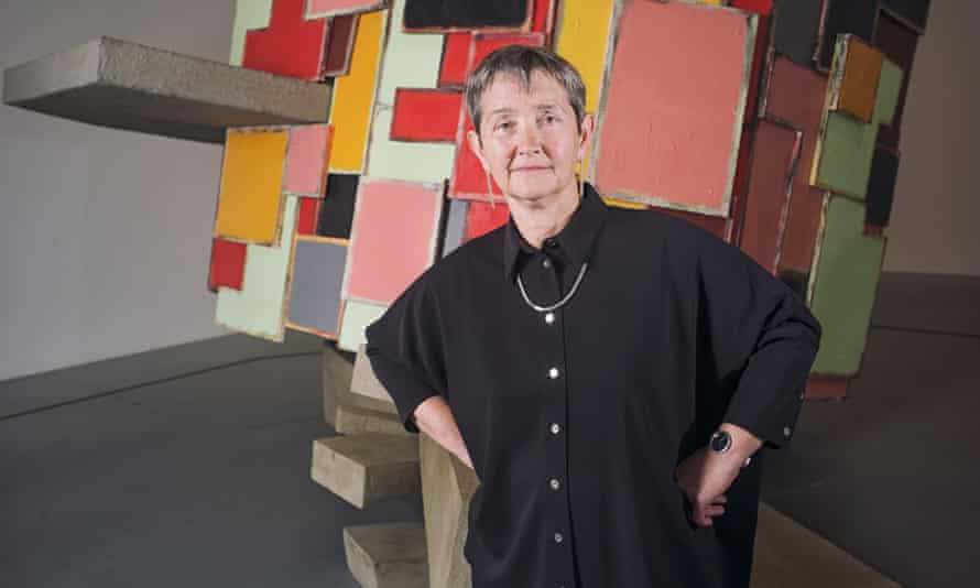 Frances Morris, the new director of Tate Modern.