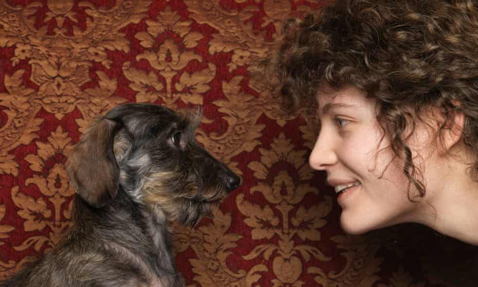 'Dogs respond with an oxytocin surge when interacting with humans ...'