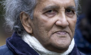 Aravindan Balakrishnan during his court case at Southwark crown court in December.