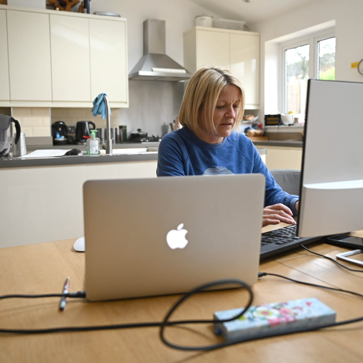 What do I need to work from home due to coronavirus? | Computing | The  Guardian