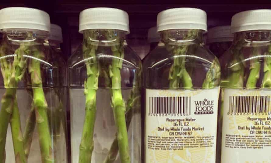 whole foods asparagus water