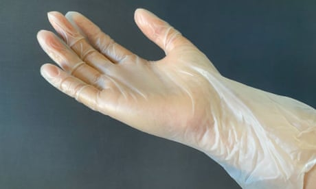 Recyclable  PPE glove among designs vying for James Dyson award