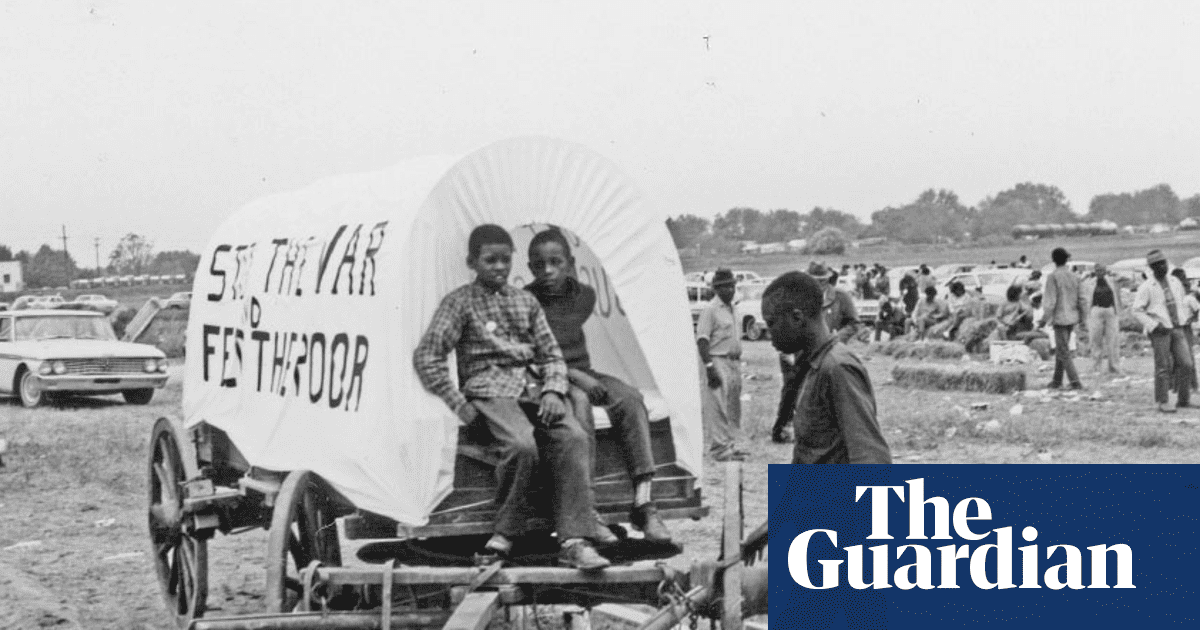 Fifty years on, the Mississippi town that sparked Dr King ...