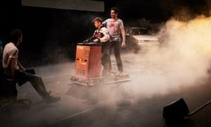 La Reprise: Histoire(s) du Théâtre (I) …