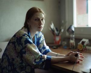 Adele in her Studio by Marco Trinchillo, finalist