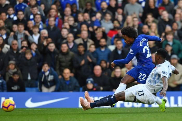 Chelsea 0-0 Everton: Premier League – as it happened   Football