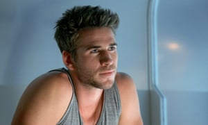 Liam Hemsworth in Independence Day: Resurgence.