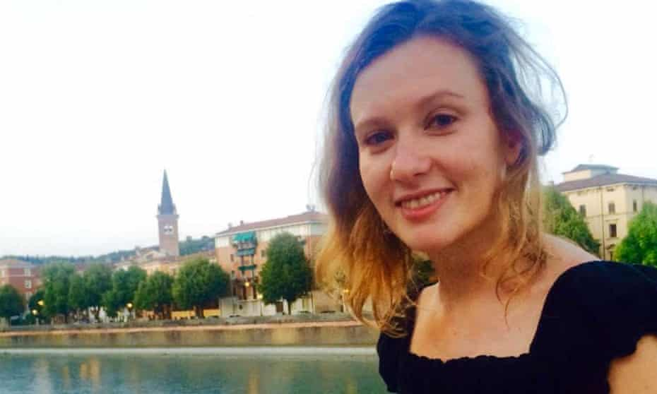 It is believed that Rebecca Dykes had spent Friday evening with friends in the Gemmayze district of Beirut.
