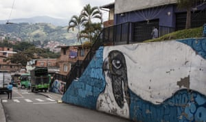 Between 1990 and 1993, more than 6,000 people were murdered annually in Medellín, and not just in the slums