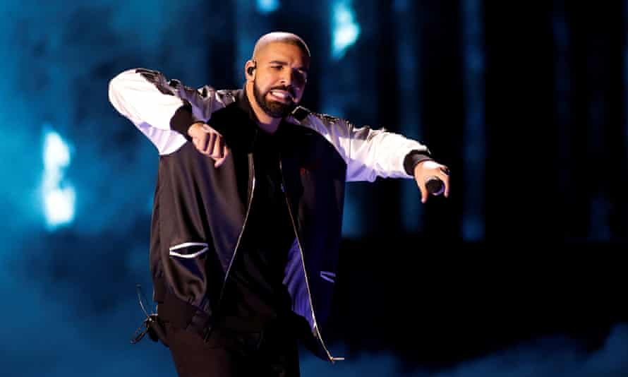 Drake limbers up for a record haul of awards at the iHeartRadio Music Festival in Las Vegas.